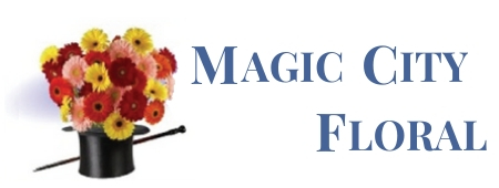 Magic City Floral's Logo
